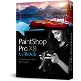 Corel Paintshop PRO X8 Ultimate multilingual