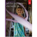 Adobe Premiere Elements 14.0 32 Bit Deutsch Videosoftware Vollversion PC / Mac (DVD)