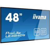 "48"" (121,92cm) iiyama ProLite LE4840S-B1 schwarz 1920x1080 1xDVI / 1xHDMI / 1xVGA"