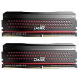 8GB TeamGroup Dark Pro rot DDR4-3200 DIMM CL16 Dual Kit