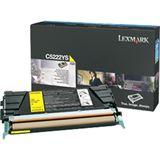 Lexmark C5222YS gelb C522 524 530 532 534