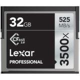 32 GB Lexar Professional CFast TypII 3500x Retail