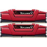 32GB G.Skill RipJaws V rot DDR4-3200 DIMM CL15 Dual Kit