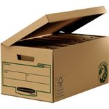 Fellowes BANKERS BOX EARTH Archiv-Klappdeckelbox Maxi (4472205)