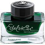 """Pelikan Tinte """"Edelstein Ink Aventurine"""", im Glas"""