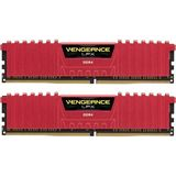 8GB Corsair Vengeance LPX rot DDR4-2800 DIMM CL16 Dual Kit