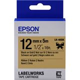 Epson Farbband LK4KBK RIBBON BLK/