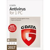 G Data AntiVirus 1er 2017