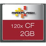 2 GB MAXFLASH CFast TypI 120x Retail