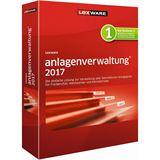 Lexware Anlagenverwaltung 2017 32 Bit Deutsch Finanzen Lizenz 1-Jahr PC (CD)