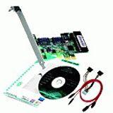 Dawicontrol DC-300e 2 Port PCIe x1 retail