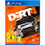 Sony Electronic Arts Playstation 4 PS4 Spiel Dirt 4