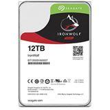 "12000GB Seagate IronWolf NAS ST12000VN0007 256MB 3.5"" (8.9cm) SATA 6Gb/s"