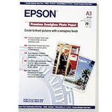 Epson Premium Semigloss Fotopapier 42x29.7 cm (20 Blatt)