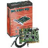Dawicontrol DC-1394 3 Port PCIe x1 interner Stromanschluss/inkl. Low Profile Slotblech retail