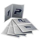 (€0,47*/1L) InLine Monitore / Notebooks Reinigungstücher 10 Stück (43214)