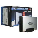 "3,5"" (8,89cm) Inter-Tech Novita 301S SATA -> USB Aluminium"