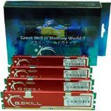 4GB G.Skill Value DDR2-800 DIMM CL5 Quad Kit