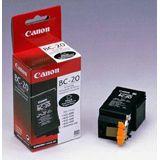 Canon 0895A002 BC-20BK schwarz 44ml