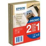 Epson Premium Fotopapier 10x15 cm (80 Blatt)