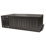 LevelOne Konverter FVT-4000 10 Slot 10/100Mbit/s
