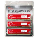 3GB G.Skill NQ Series DDR3-1600 DIMM CL9 Tri Kit