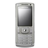 Samsung SGH-U800 platinum silver