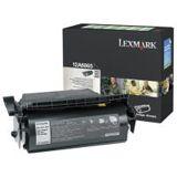 Lexmark Toner 12A6865 Schwarz