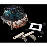 Revoltec Pipe Cooler LGAm-H2 PWM S754,939,940,AM2(+),775