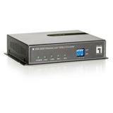 LevelOne Converter 10-100/VDSL VDS-0202