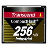 256MB Transcend TS256MCF100I-P Ultra CompactFlash CF Karte