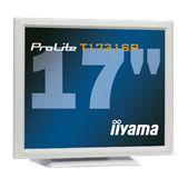 "17"" (43,18cm) iiyama ProLite T1731SR-W1 Touch Weiß 1280x1024 1xVGA / 1xDVI"