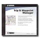 Garmin CD Trip Waypoint Manager