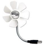Arctic Breeze mobile USB-Ventilator