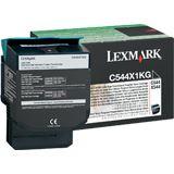 Lexmark Toner C544X1KG Schwarz