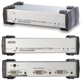 ATEN Technology VS162 2-fach DVI-A/V-Splitter