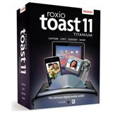 Roxio Toast 11.0 Titanium 64 Bit Deutsch Brennprogramm Vollversion Mac (DVD)