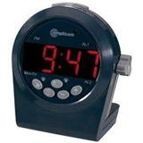 Audioline amplicom Sprechender Digitalwecker TCL 200 inkl. Vibrakissen