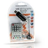 Conceptronic TV-Tuner CTVDIGUSB2 DVB-T Stick USB2.0 inkl. FB