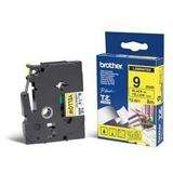 Brother TZE621 PTOUCH 9mm Y-B