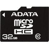32 GB ADATA Turbo microSDHC Class 10 Retail inkl. Adapter