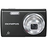 Olympus FE-5040 (Schwarz) - Digitalkamera