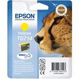 Epson Tinte C13T07144011 gelb