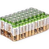 GP Batteries Alkaline Megapack 32xAA/12xAAA / 44er Blister