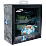 Samsung SSG-P2100X, 3D-Set, 2x Brille, 1x Film, 3D Set Brille + 3D-Blu-ray-Film