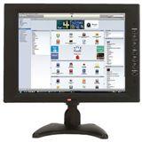 """12,1"""" (30,70cm) Faytech Touchscreen-Monitor schwarz"""