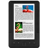 "7,0"" (17,80cm) 8GB Iconbit eBook Reader HDB700LED 8GB 17,8cm (7)TFT Display"