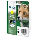 Epson Tinte C13T12844021 gelb