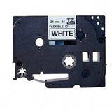 Brother Schriftbandkassette BF.weiß/DF.schwarz TZe-FX251