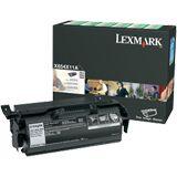 Lexmark Tonerkassette X654 X656 X658 schwatz